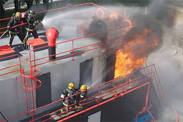 Common Burn Injuries in Maritime Accidents