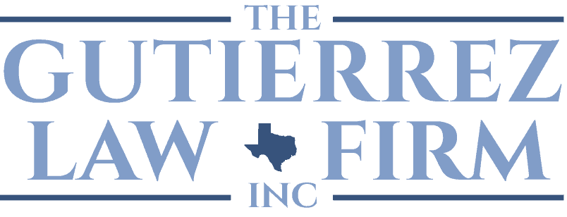 The Gutierrez Law Firm Logo