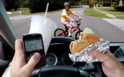 CYCLISTS AND ROAD SAFETY