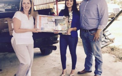 Gutierrez Law Firm Donates School Supplies to Benavides and Ramirez ISDs